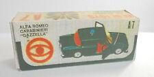 """Repro Box Mebetoys A 7 Alfa Romeo Carabinieri """"Gazella"""""""