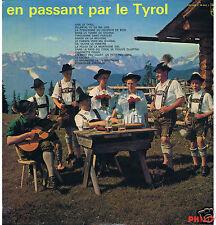 LP AUSTRIA EN PASSANT PAR LE TYROL