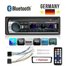 Bluetooth Autoradio Freisprecheinrichtung In-dash MP3/USB/TF/FM/AUX-IN + Rahmen