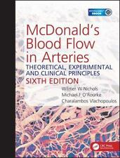 McDonald's Blood Flow in Arteries Theoretical, Experimental Clinical NEW w/ CODE
