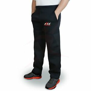 ARD CHAMPS™ Men's Neoprene Weight Loss Sauna Pant MMA Gym Boxing Black
