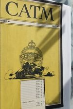 WW2 Canadian CATM 40 Army Manual RCAC Armoured Corps