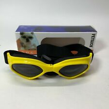 Dog Goggles Eye Wear Protection Waterproof Pet Sunglasses for Dogs