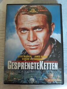 Gesprengte Ketten DVD mit Steve McQueen
