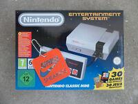 Nintendo Classic Mini Nes Entertainment System, neuf et 100% authentique