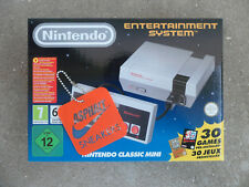 Nintendo Classic Mini Nes Entertainment System, neuf et 100% authentique