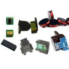 Toner reset chip SET CYMK HP Color LaserJet 2550 2550L 2550Ln 2550n 2820 2840