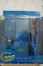 "Styling Iron Pro 1"" with Paddle Brush & Mirror Logo Florida Gators"