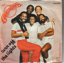 """THE COMMODORES """" TURN OFF THE LIGHTS"""" 7"""""""