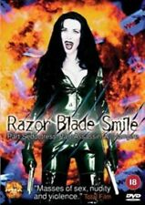 Razor Blade Smile With David Warbeck DVD Region 2 5022366202947