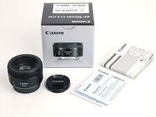 Canon EF 50 mm f/1.8 STM EF per Canon-Nero