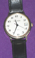 VINTAGE 1970s MENS SEKONDA USSR 17 JEWELS GOLD PLATE MECHANICAL HAND WIND WATCH
