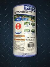Intex Part No. 29000E Swimming Pool Easy Set Filter Cartridge w/Free Shipping