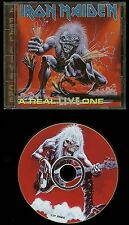 Iron Maiden A Real Live One Columbia House Club USA CD