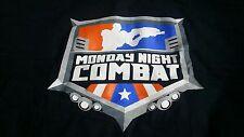NEW more avail MONDAY NIGHT COMBAT Uber Entertainment Black Xbox T Shirt Large L