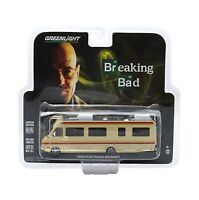 BREAKING BAD - 1986 Fleetwood Bounder RV 1:64th Scale Diecast (Greenlight) #NEW