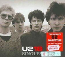 U2 18 Singles / Best Of Cd/neu