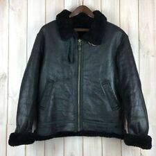 Unbranded Cropped Coats & Jackets for Shearling Outer Shell Men