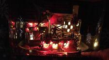 Avengers LED Lighted Street Fighting House  Hulk Iron Man Thor Captain Christmas