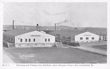 Processing & Clothing Issue Army Reception Center New Cumberland PA Postcard