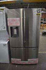 "Samsung Rf28R6201Sr 36"" Stainless French Door Refrigerator Nob #103670"