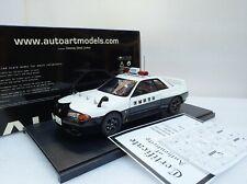 Nissan Skyline GT-R R32 Police Car AUTOart 1/18 #38003
