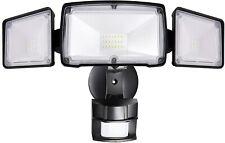 3 Head LED Security Lights Motion Outdoor Motion Sensor Light Outdoor