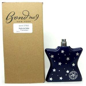 Bond No. 9 Nuits De Noho NYC 3.3 / 3.4 oz EDP Perfume for Women TESTER