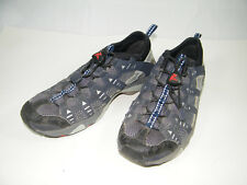 ECCO ~ MENS MESH ~ HIKING / RUNNING SHOES ~ SIZE 43 / 9-9.5 US