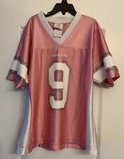 Tony Romo Pink Dallas Cowboys Replica Jersey - Small