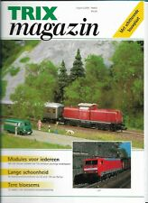 Trix Magazin 2/2005 in het Nederlands