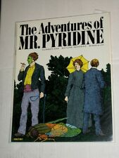 ADVENTURES OF MR PYRIDINE #1 January 1989