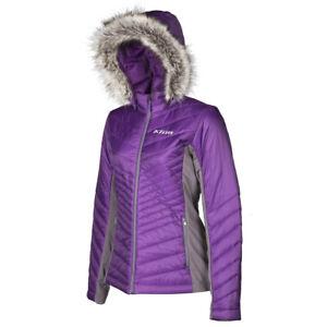 Klim Waverly Jacket 2X Purple Closeout