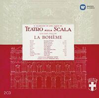 Maria Callas - Puccini La bohème [CD]