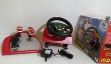 Logitech MOMO Force Feedback Steering Wheel w/ Pedals USB for PC