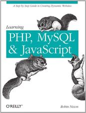 Learning Php, MySql, and JavaScript: A Step-By-Ste