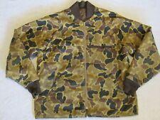 Woolrich Camouflage Jacket Reversible Camo Men's M / L VTG USA
