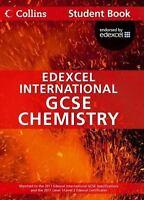 Chemistry Student Book: Edexcel International GCSE (Collins International GCSE)