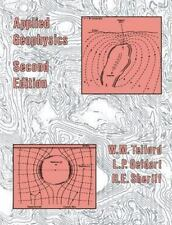 Applied Geophysics by W. M. Telford, R. E. Sheriff and L. P. Geldart (1990,...