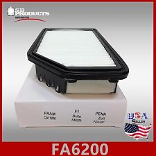 FA6200 CA11206 49022 ENGINE AIR FILTER ~ 2012-17 ACCENT VELOSTER RIO & SOUL 4CYL