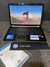 "HP PAVILION DV7-6163US 17.3"" i7-2630QM  2.0GHZ 6GB RAM 700GB HDD WIN7"