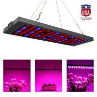 1000W LED Weed Plant Grow Light Full Spectrum Waterproof Lamp Indoor Greenhouse