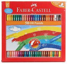 Faber-castell Oil Pastels Set of 50