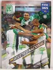 Panini Adrenalyn XL FIFA 365 2018 - #051 Atletico Nacional - Fans