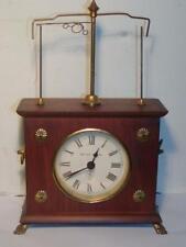 Antique Horolovar Mantel Clock by Jerome & Co., c1883, West German Movement