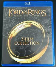 The Lord of the Rings: The Theatrical Trilogy (Blu-ray)