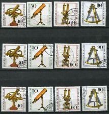BRD 3 Sätze 1090 - 1993 gestempelt, Jugend  Optische Instrumente