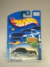 2001 Hot Wheels Collector #234 1936 Cord New Factory Sealed