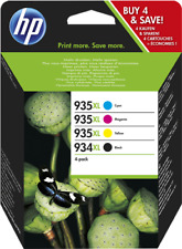 HP Original 934XL Black & 935XL Colour Ink Cartridge for OfficeJet Pro 6230 6830