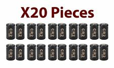 X20 CR2 3V 1000mAh Rechargable Battery fit camera photo flashlight ect